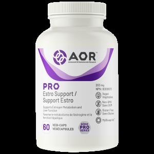 AOR Pro Estro Support | 60 Vegi-Caps | InnerGood.ca | Canada