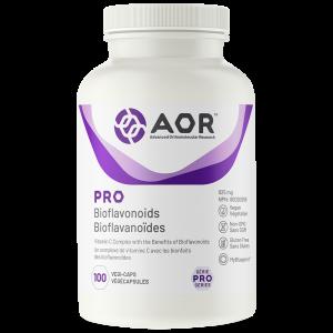 AOR Pro Bioflavonoids | 100 Vegi-Caps | InnerGood.ca | Canada