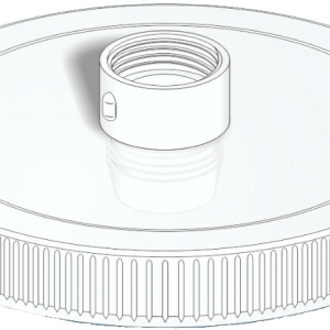 URO 4101 | Urinary Drainage Bottle Cap | InnerGood.ca | Canada