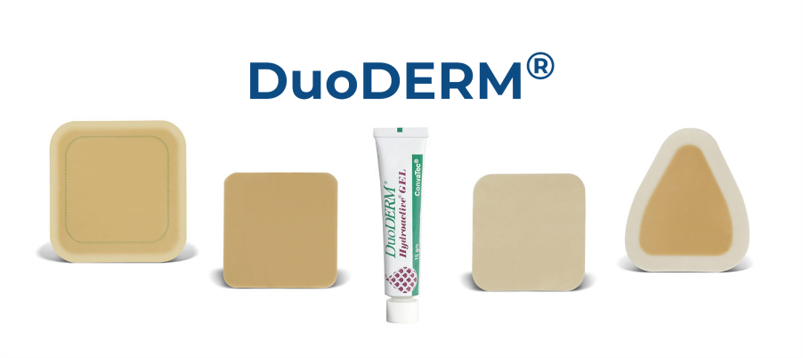 Convatec DuoDERM Wound Care Products Canada