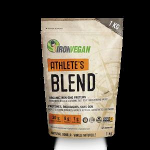 IronVegan™ Athlete's Blend™ - Vanilla | InnerGood.ca