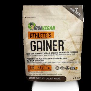 IronVegan™ Athlete's Gainer™ - Chocolate | InnerGood.ca