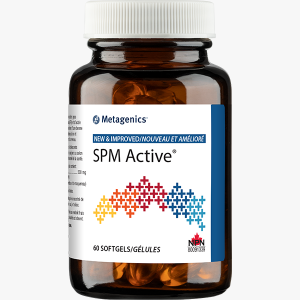 Metagenics SPM Active New & Improved - 60 Softgels: InnerGood Canada