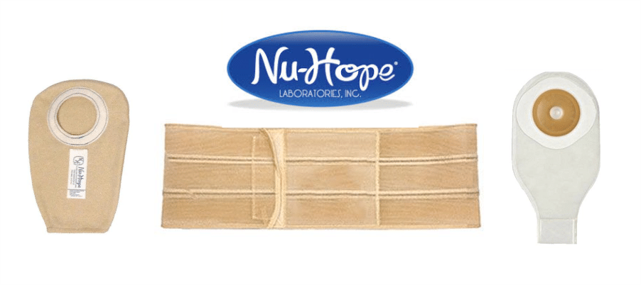 Buy Nu Hope Ostomy Supplies and Products by Nu Hope Laboratories