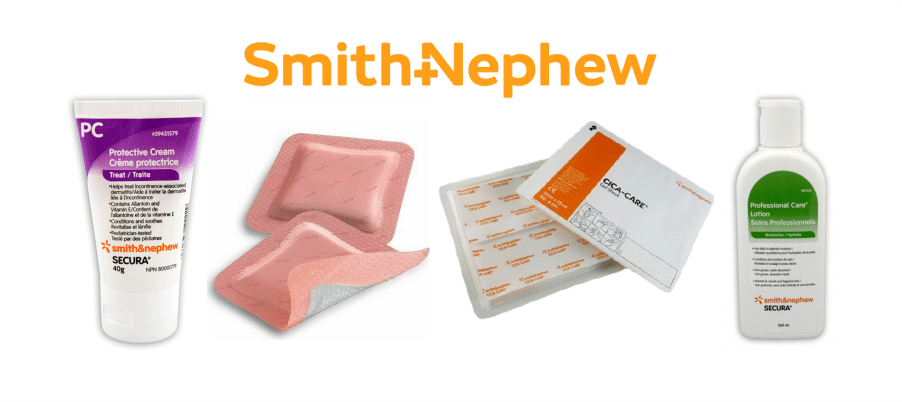 Smith and Nephew Canada | Wound Care Supplies | InnerGood.ca