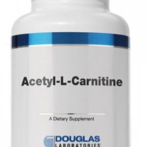 Douglas Labs Acetyl L-Carnitine | 60 Capsules | InnerGood.ca | Canada
