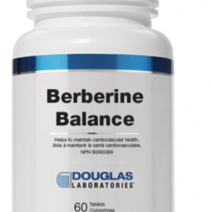 Douglas Labs Berberine Balance | 60 Tablets | InnerGood.ca | Canada