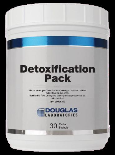 Douglas Labs Detoxification Pack - Best Alcohol Detox Supplements