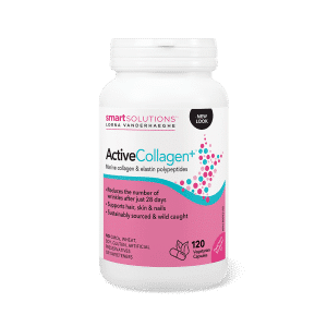 LVHS Active Collagen + | 120 Capsules | InnerGood.ca | In Canada