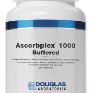 Douglas Labs Ascorbplex® 1000 Buffered | 90 Tabs | InnerGood | Canada