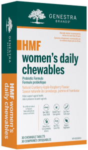 Genestra HMF Womens Daily | 30 Chewable Tabs | InnerGood | Canada