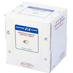 JNJ H1643   J-Cloth Hospital Towels - Small   Inner Good   Canada