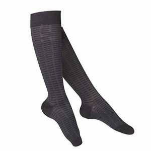 AIR 1061CH-M | Truform Ladies Touch Knee High Compression Socks
