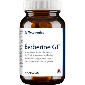 Metagenics Berberine GT | 60 Capsules | Inner Good | Canada