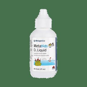Metagenics MetaKids™ D3 Liquid | 59.14 ml | Inner Good | Canada