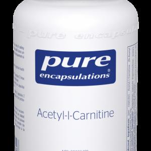 Pure Encapsulations Acetyl-l-Carnitine | 60 Caps | InnerGood.ca | Canada