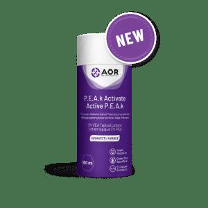 AOR PEAk Activate Lotion | 100 ml | InnerGood.ca | Canada