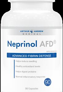 Arthur Andrew Medical Neprinol AFD 90 Capsules IG Canada