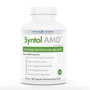 Arthur Andrew Medical Syntol AMD™ | 360 Caps | InnerGood.ca | Canada