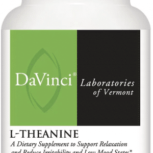 DaVinci Laboratories L-Theanine   30 Capsules   Inner Good   Canada