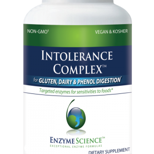 Enzyme Science™ Intolerance Complex | 90 Caps | InnerGood.ca | Canada