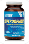 Natren SUPERDOPHILUS®   60 Capsules   InnerGood.ca   Canada
