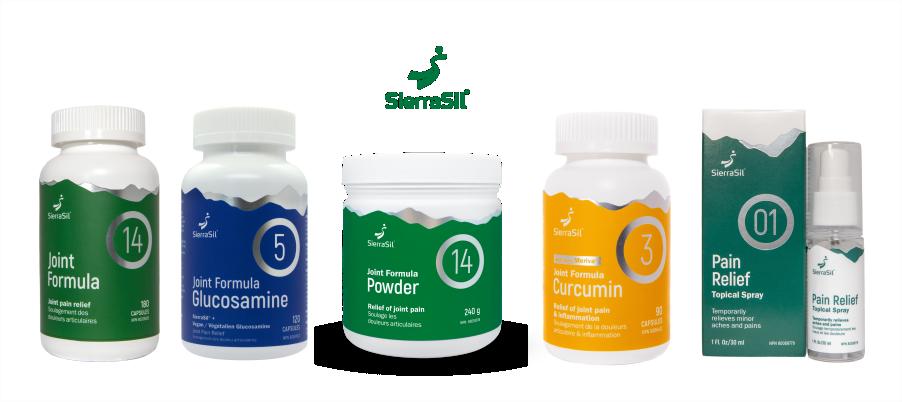 SierraSil Canada | buy sierrasil products at InnerGood.ca