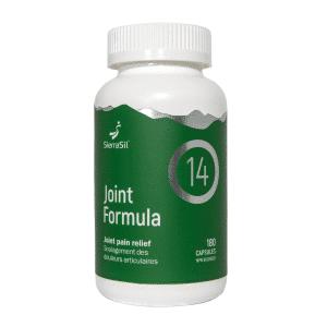 SierraSil Joint Formula 14 | 180 Capsules | InnerGood.ca | Canada