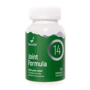 SierraSil Joint Formula 14 | 51 Capsules | InnerGood.ca | Canada