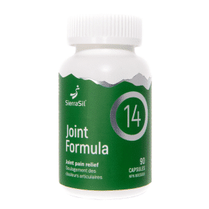 SierraSil Joint Formula 14 | 90 Capsules | InnerGood.ca | Canada