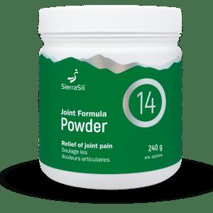 SierraSil Joint Formula 14 Powder | 240 g | InnerGood.ca | Canada